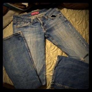 Levi's 524 too superlow Bootcut Jeans